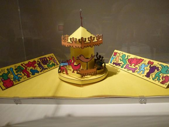 Keith Haring: Papierkarussell