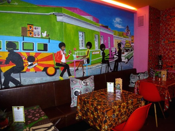 Afro Café Salzburg