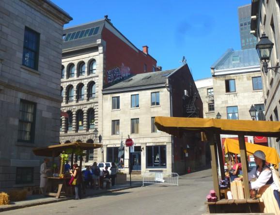 Marché de la Nouvelle France, Montréal