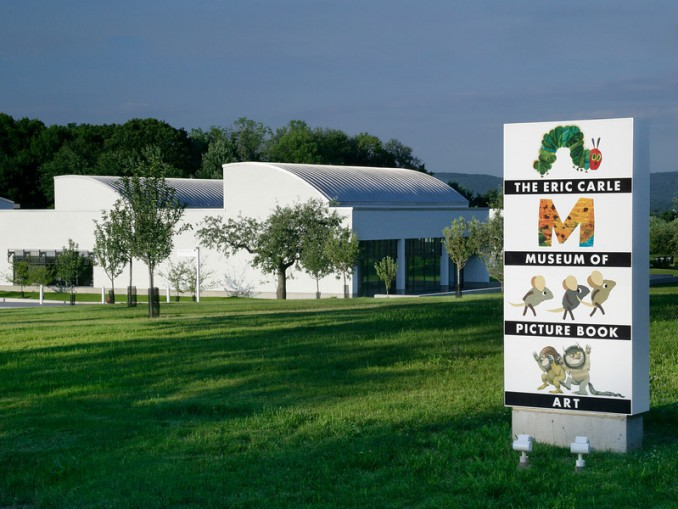 Eric Carle Museum, Amherst, Massachusetts