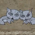 Paris mit Kindern: Kunst im Vorbeigehen
