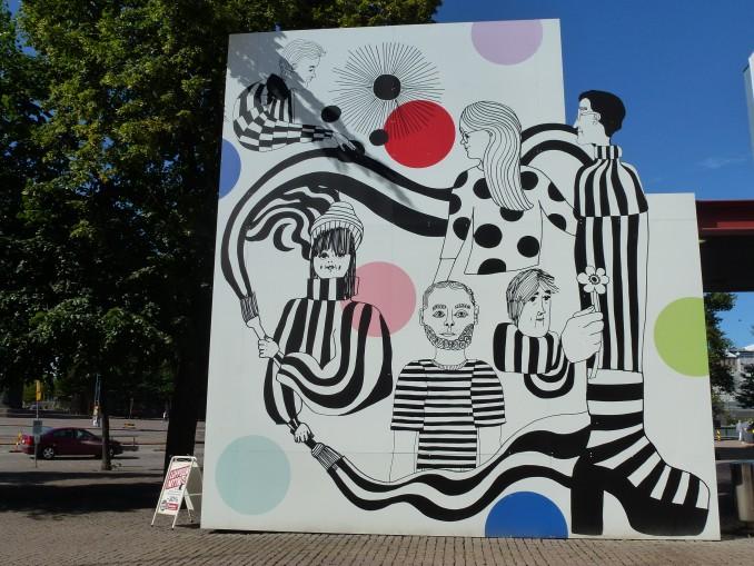 Helsinki: Marimekko-Ausstellung im Kiasma