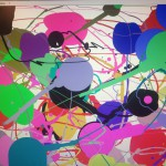 Kunst online: Action Painting