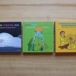 Architektur, Design und aktuelle Kunst für Kinder: drei Bücher
