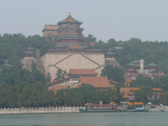 Peking mit Kindern: Sommerpalast