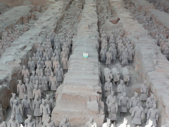 Terrakotta-Armee China