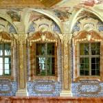 Schrill, barock, anrührend: Porzellanschloss Favorite in Rastatt