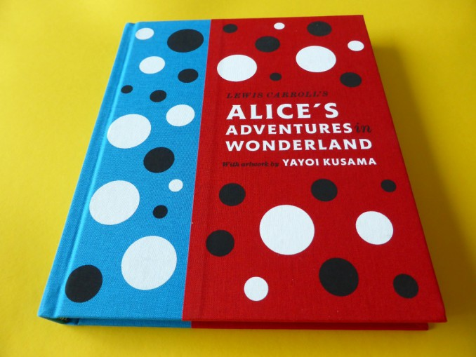 """Alice's Adventures in Wonderland"", illustrated by Yayoi Kusama"