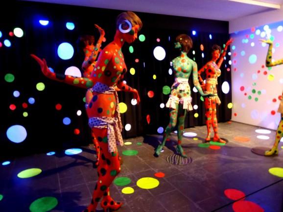 Yayoi Kusama: Polka Dot Love Room
