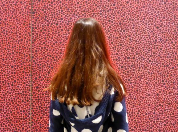 Yayoi Kusama: Red Dots