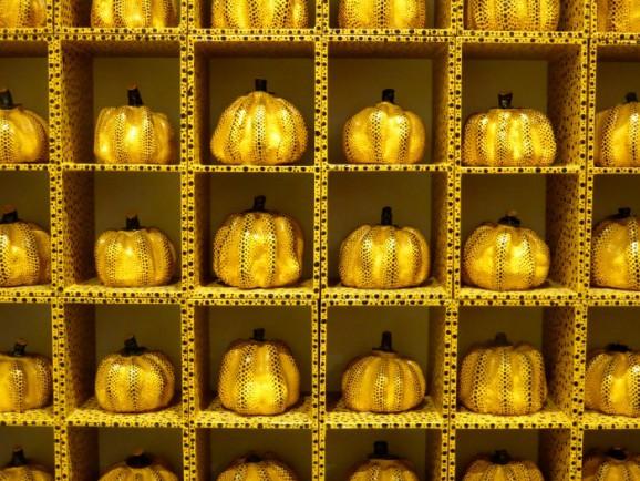 Yayoi Kusama: Pumpkin