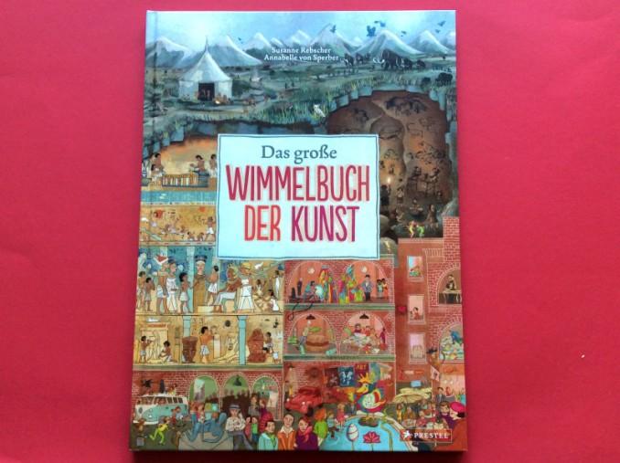 """""""Wimmelbuch der Kunst2, Prestel Verlag"""