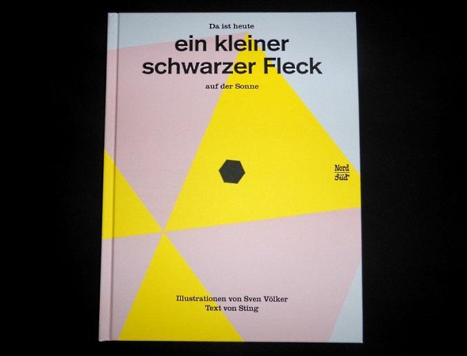 """Bilderbuch """"Ein kleiner schwarzer Fleck"""""""