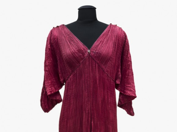 Mariano Fortuny: Delphos dress