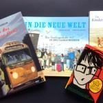 USA mit Kindern: Vier Bücher zum Einlesen