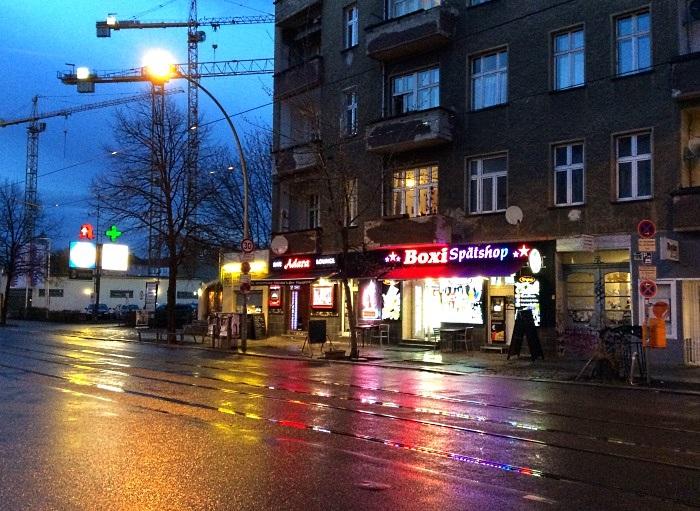 Berlin Boxhagener Straße