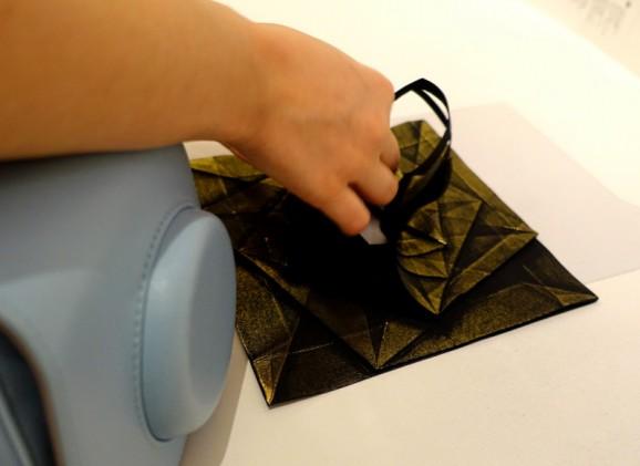 Miyake-folding