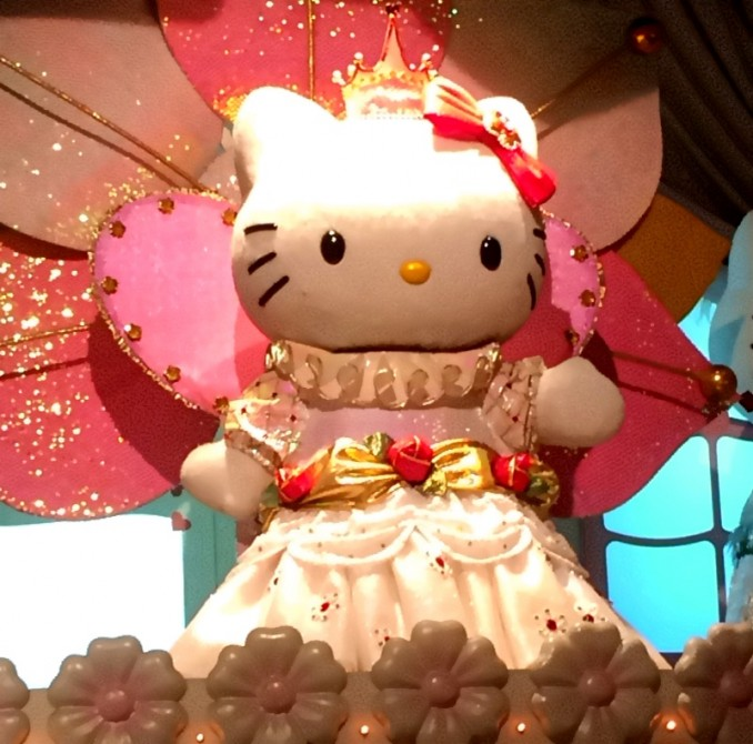 Hello Kitty, Sanrio Puroland