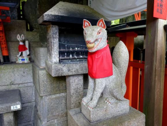 Fushimi-Inari Schrein