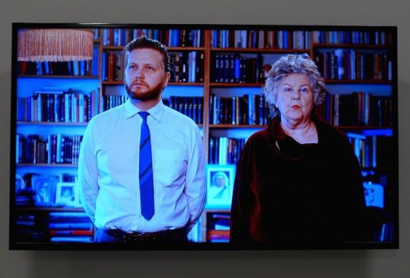 Ragnar Kjartansson: Me and My Mother