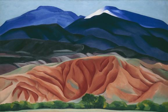 Georgia O'Keeffe exhibition Tate Modern