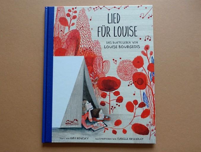 "Kinderbuch ""Lied für Louise"" über Louise Bourgeois"