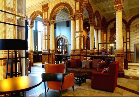 Palace Hotel architecture