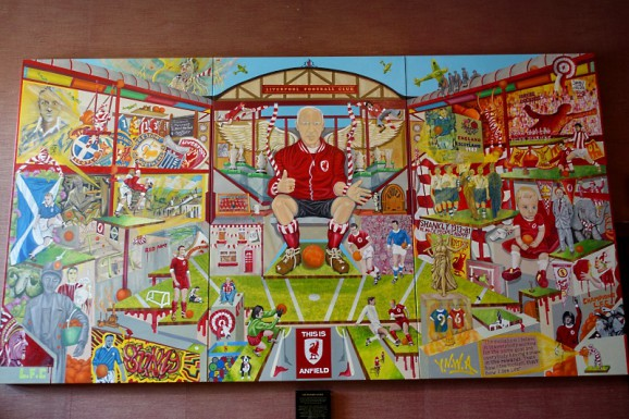 The Shankly Mural