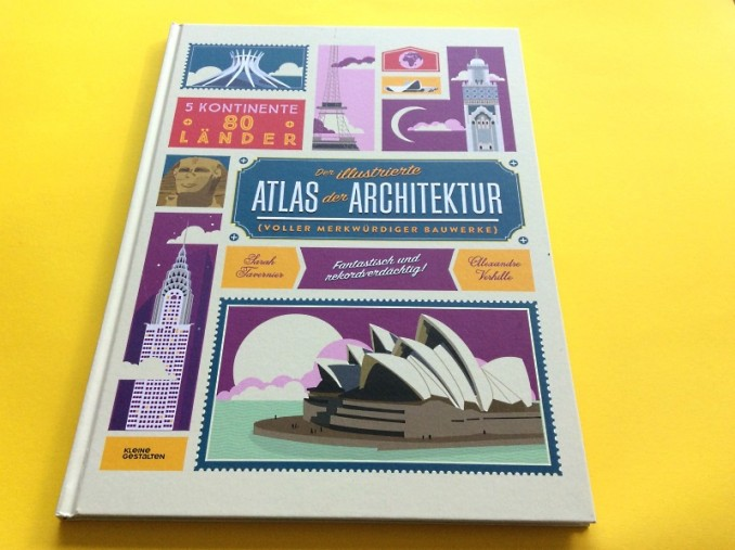 "Kinderbuch ""Atlas der Architektur"""