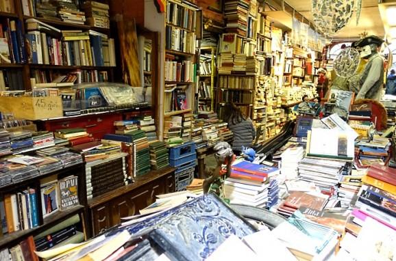 Gondola Libreria Acqua Alta