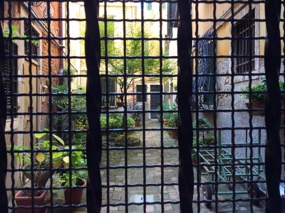 Venezia giardini