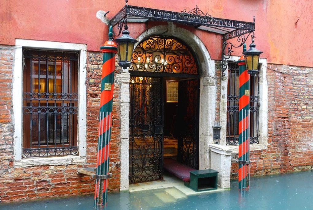 Venedig: Hotel Saturnia & International
