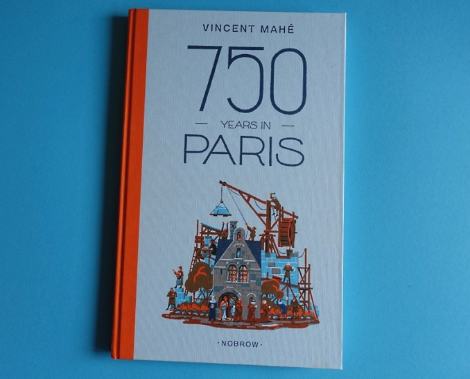 Vincent Mahé: 750 Years in Paris