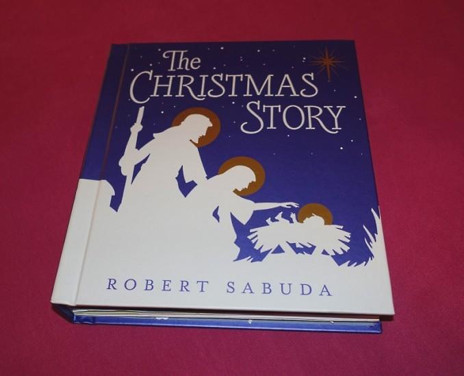 """""""The Christmas Story"""" by Robert Sabuda"""