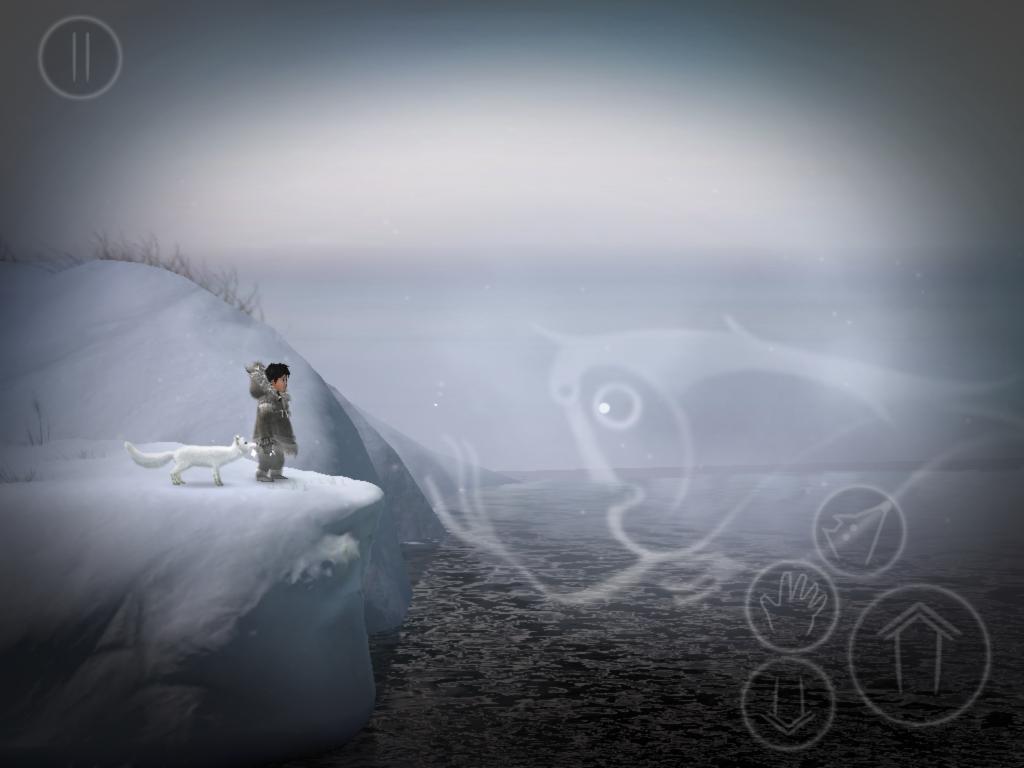"Hier helfen Geister: Inuit-Computerspiel ""Never Alone"""