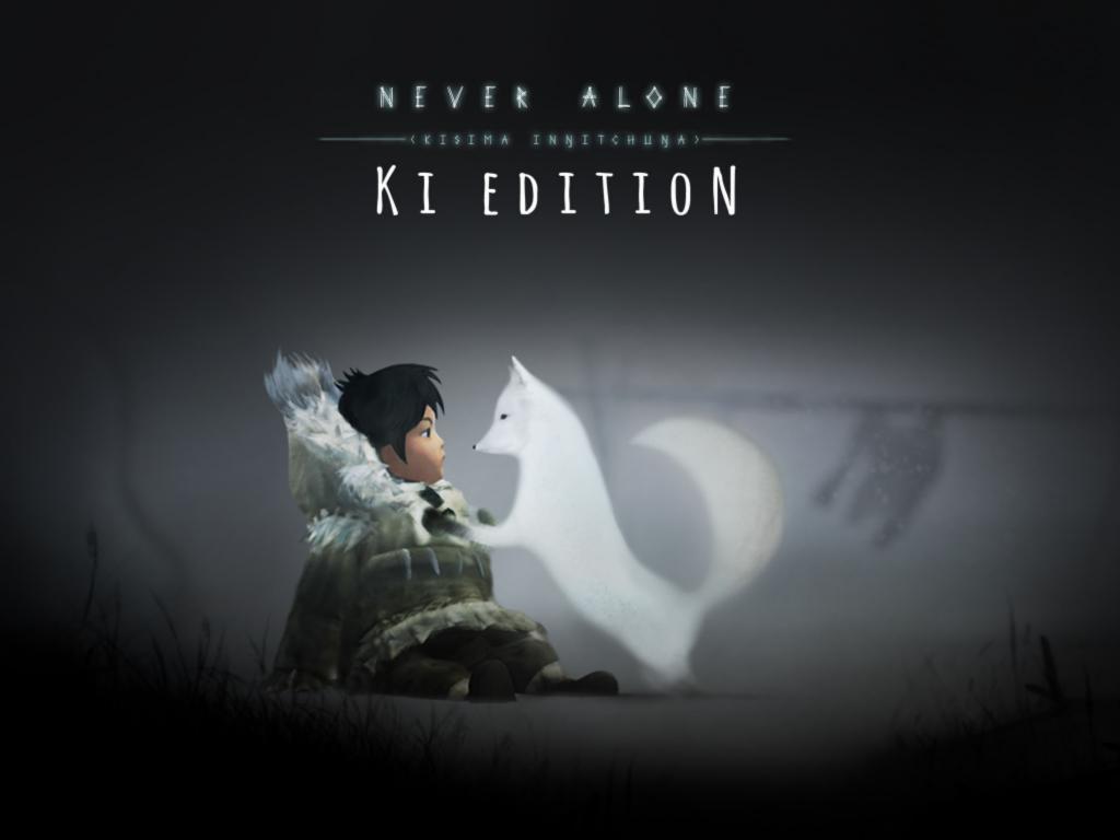 Never Alone Computergame