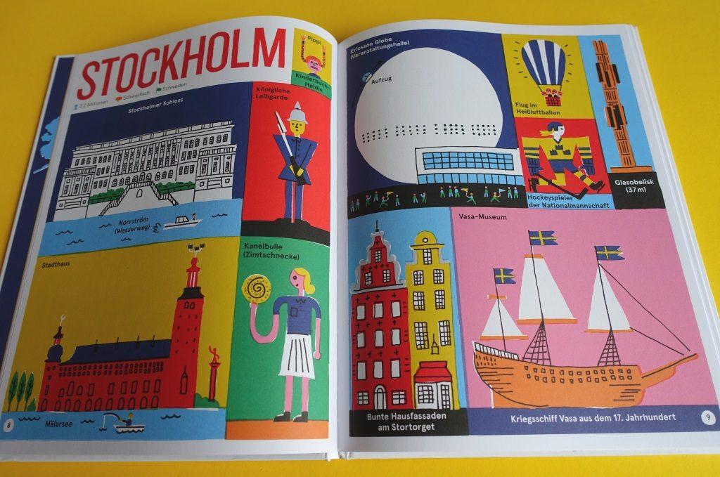 """""""Metropolen"""": ein Bilderbuch des kanadischen Illustrators Benoît Tardif"""