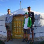Transsibirische Eisenbahn: Mit drei Jungs von Moskau nach Peking