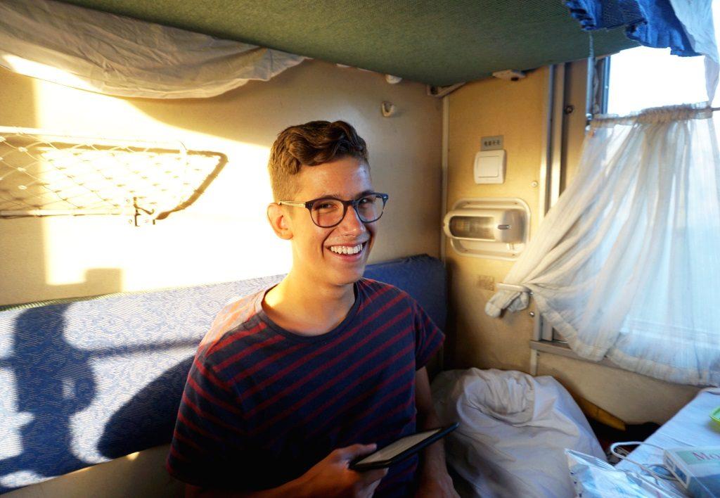 Familienreise mit der Transsibirischen Eisenbahn