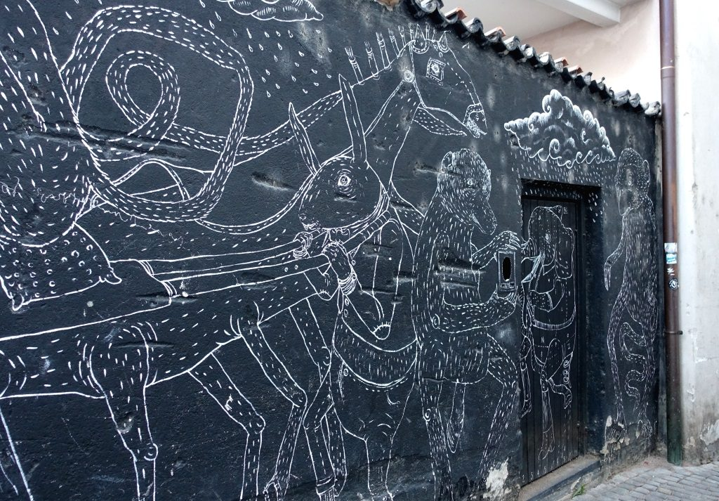 Meran: Street Art
