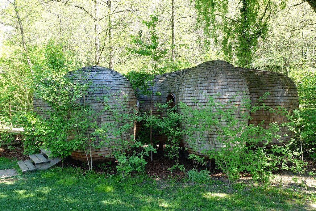 Knollenhäuschen Gärten Meran