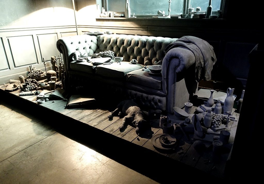 Hans Op de Beeck: The Lounge