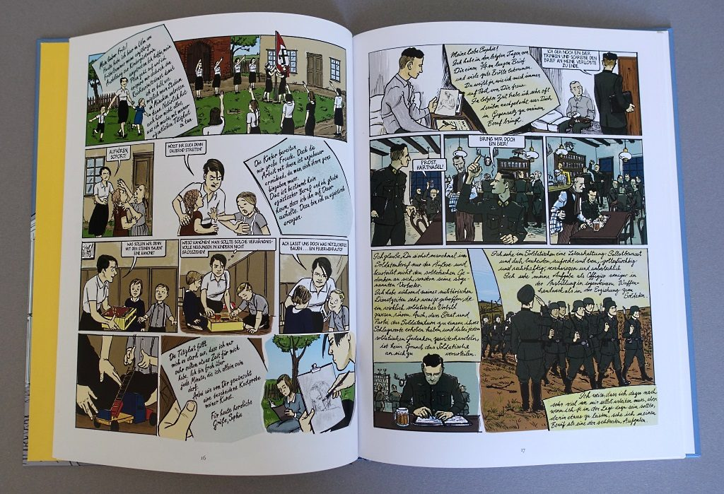 Sophie Scholl: eine Graphic Novel