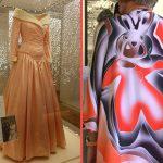 Damenkleider zur Lage der Nation: Die Garderobe der Lady Di und die Kunst des Transvestiten Grayson Perry in den Kensington Gardens