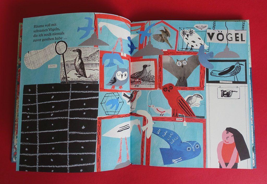 Museumsbuch von Emma Lewis