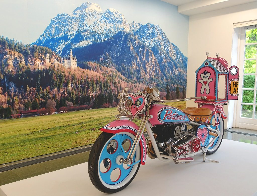 Grayson Perry Motorcyle