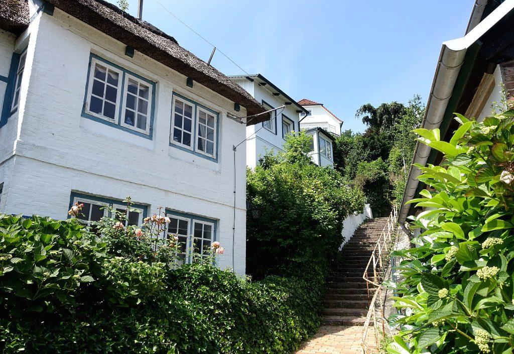 Blankenese Treppenviertel