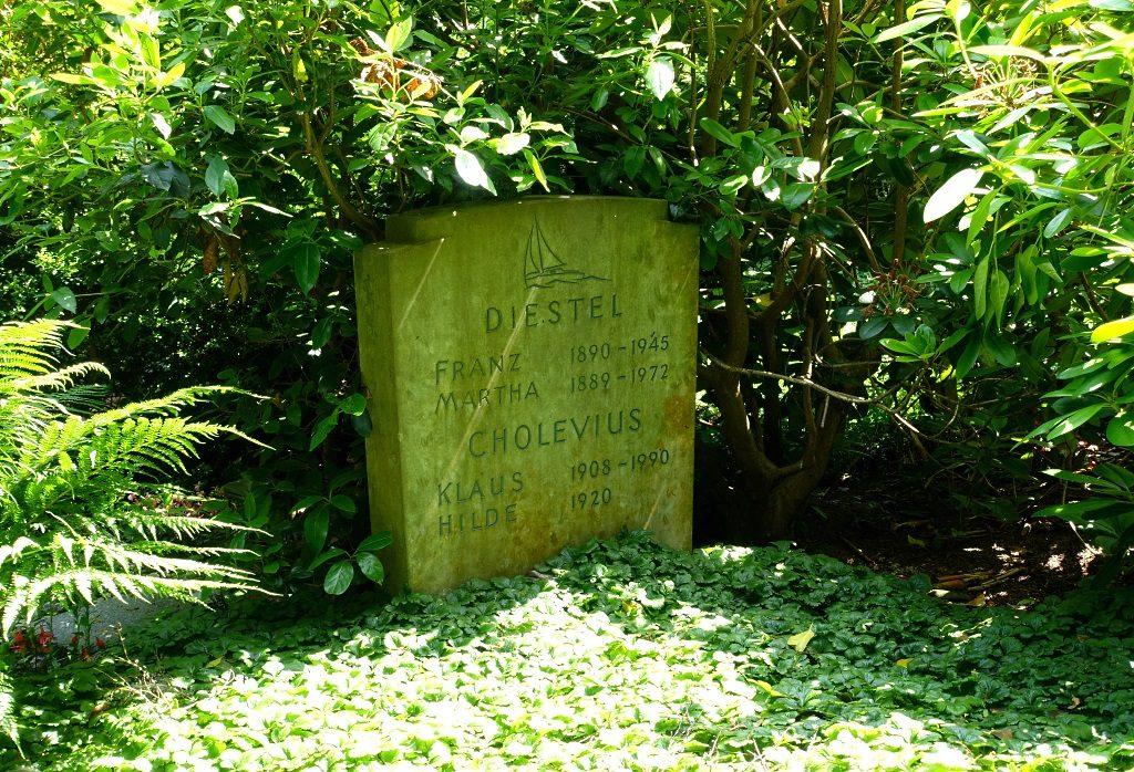 Hamburgs Westen: Nienstedtener Friedhof
