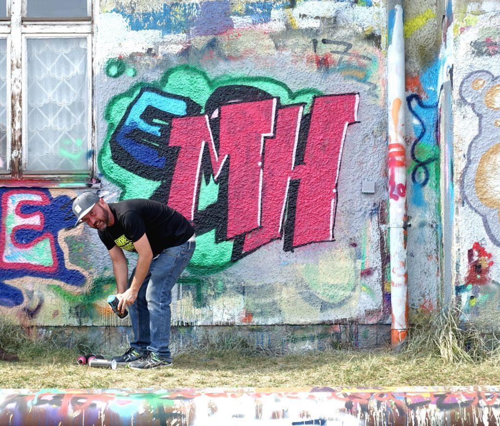 Graffiti-Schnupperkurs Linz