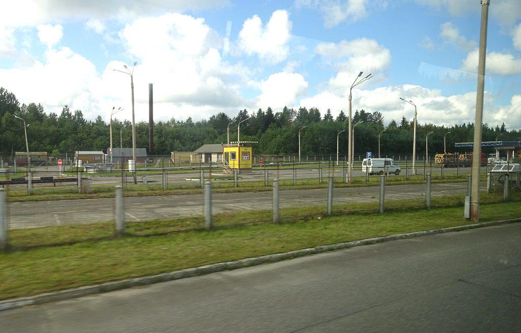 Russisch-finnische Grenze